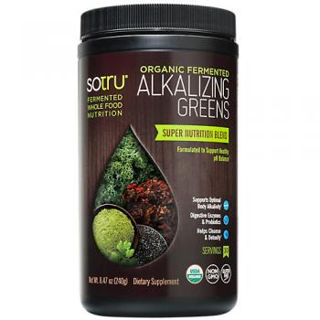 Organic Fermented Alkalizing Greens