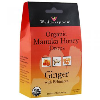 Organic Manuka Honey Drops with Echinacea