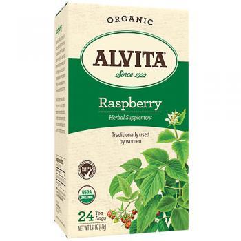 Organic Raspberry Tea