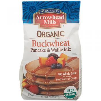 Organic Sprouted Pancake Waffle Mix
