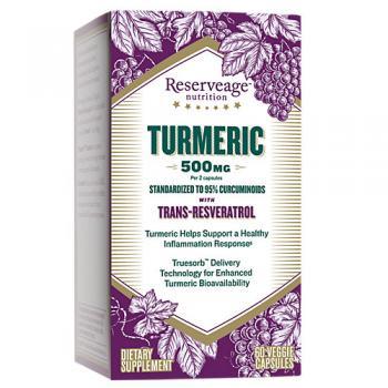 Organic Turmeric with Resveratrol
