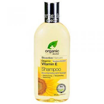 Organic Vitamin E Shampoo