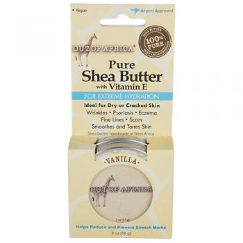 Out of Africa Vanilla Shea Butter Tin 2 oz.