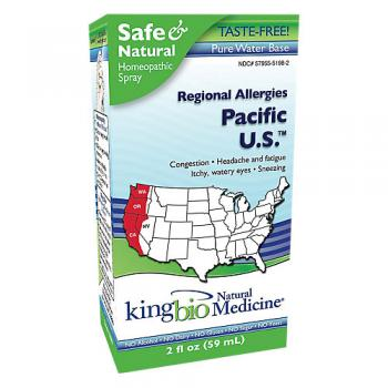 Pacific U.S. Regional Allergies