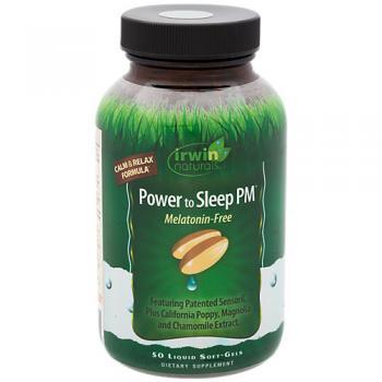 Power to Sleep PM Melatonin Free