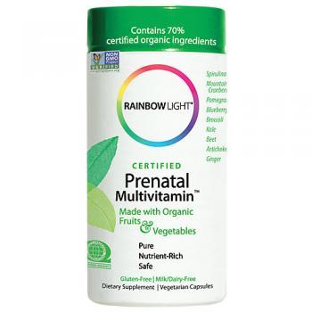 Prenatal Multivitamin Organics
