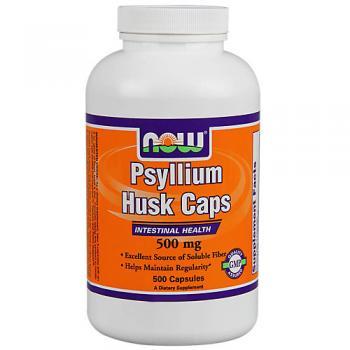 Psyllium Husk Caps