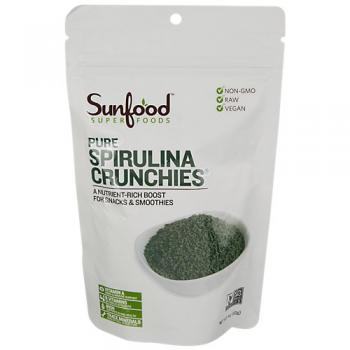 Pure Spirulina Crunchies