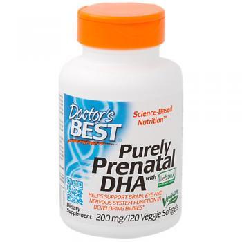 Purely Prenatal DHA