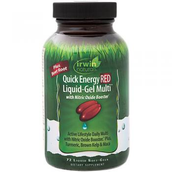 Quick Energy Red Multi