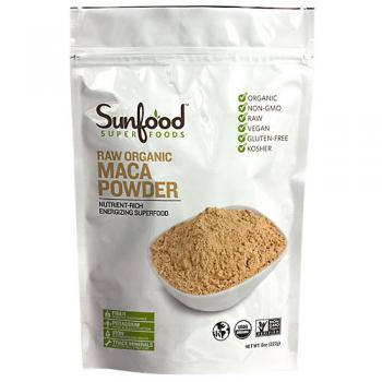 Raw Organic Maca Powder