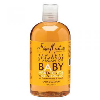 Raw Shea, Chamomile Argan Oil Baby Shampoo