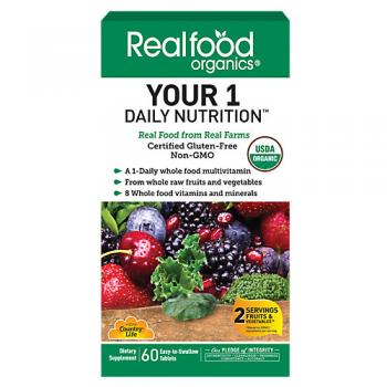 Realfood Organics Your Daily