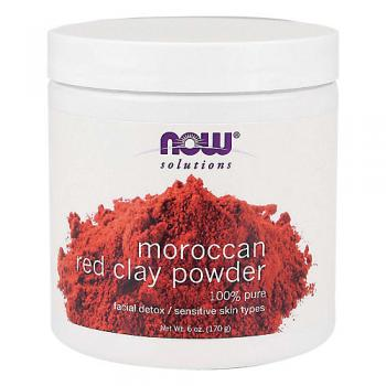 Red Clay Powder Moroccan