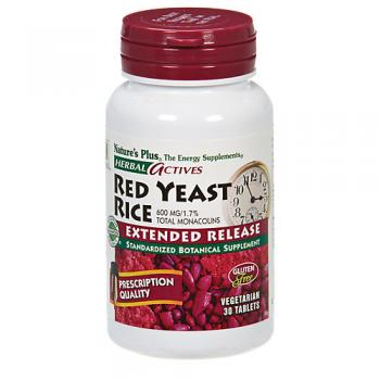 Red Yeast Rice Extended Released