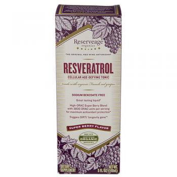 Resveratrol Cellular AgeDefying To