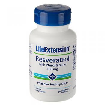 Resveratrol With Pterostilbene