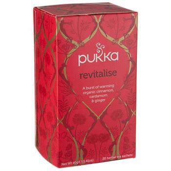 Revitalise Organic Herbal Tea