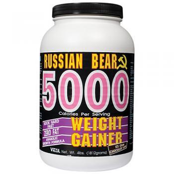 Russian Bear 5000 Gainer
