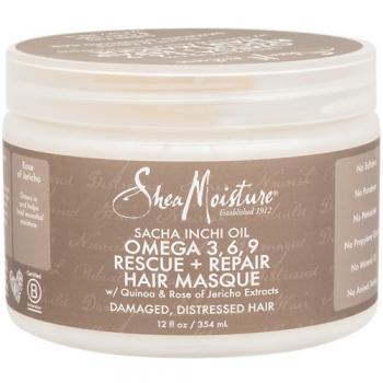 Sacha Inchi Oil Omega 3, 6, 9 Rescue Hair Masque