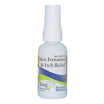 Skin Irritations Itch Relief