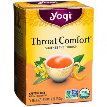 Throat Comfort Tea