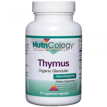 Thymus Organic Glandular