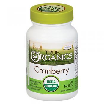 True Organics Cranberry