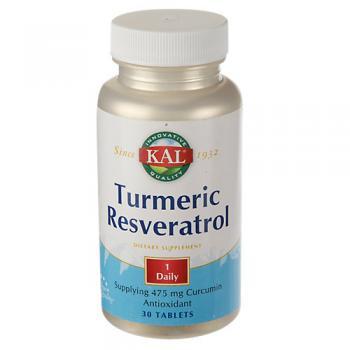 Turmeric Resveratrol