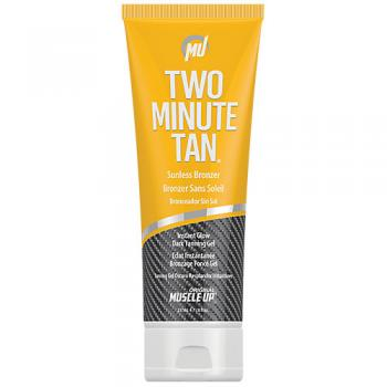 Two Minute Tan Sunless Bronzer