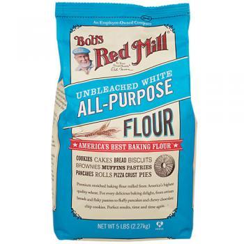 Unbleached White All Purpose Flour