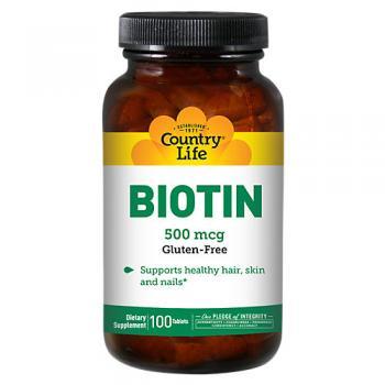 Vegetarian Biotin