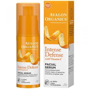 Vitamin C Renewal Vitality Facial Serum