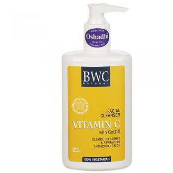 Vitamin C With Coq10 Facial Cleanser
