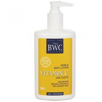 Vitamin C With Coq10 Hand and Body Lotion