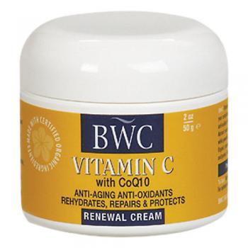Vitamin C With Coq10 Renewal Cream
