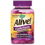 Alive Calcium Gummies