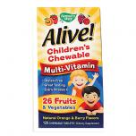 Alive Childrens Chewable Multi