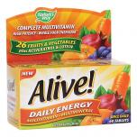 Alive Daily Energy Multivitamin High Potency