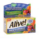 Alive Mens Energy Multivitamin High Potency