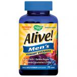 ALIVE Mens Gummy Vitamins