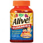 Alive Multivitamin Gummies for Children