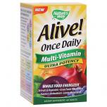 Alive Once Daily Ultra Multivitamin