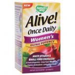 Alive Once Daily Womens Ultra Potency