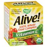 Alive Organic Vitamin C Powder