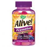 Alive Prenatal Gummy Vitamins
