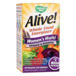 AliveWomens Multivitamin Mineral