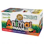 Animal Parade Cherry/Orange/Grape Flavor