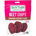 Beet Chips Cinnamon Coconut Sugar