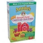 Bernies Farm Cheddar Crackers